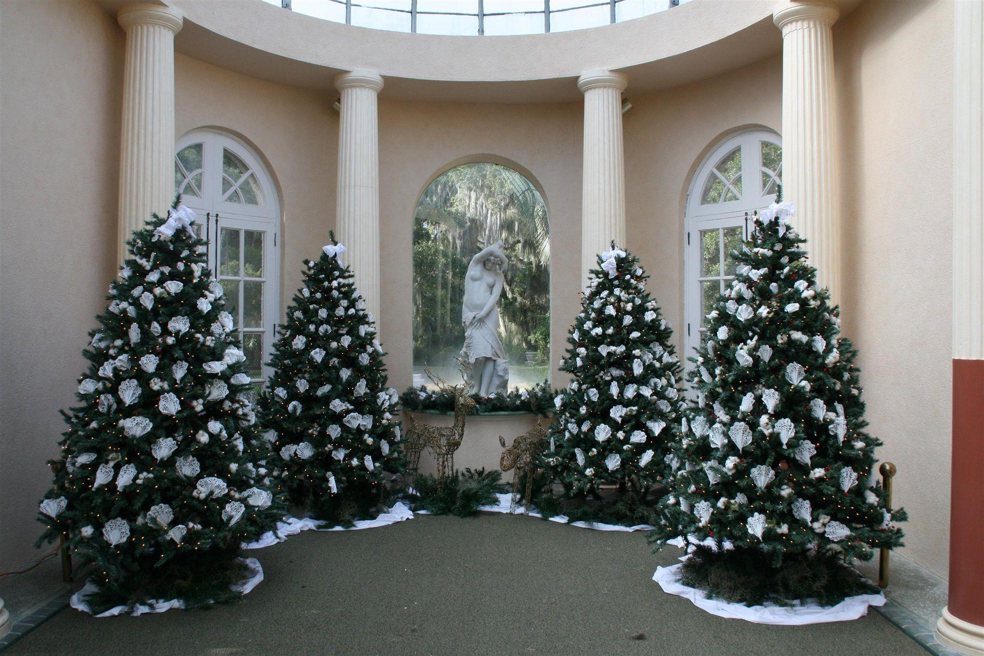 Sapelo Island Reynold's Mansion Christmas Tours